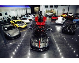Romancing the Supercar Buyer: How Ultra-Luxe Car Dealers Clinch a Sale - Bloomberg