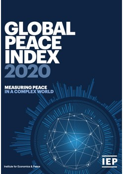 Global Peace Index 2020 - Vision Of Humanity