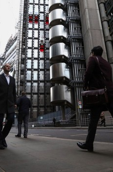 Lloyd's of London Returns to Profit After Two Years of Losses - Bloomberg
