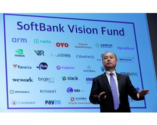 Snakes and ladders: SoftBank Vision Fund's climbing, sliding valuations - Reuters