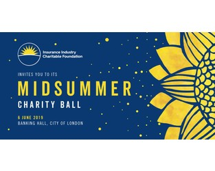 IICF UK Midsummer Charity Ball 2019
