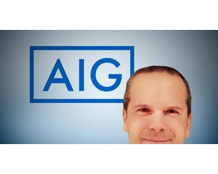 Gilmore moves from Axa XL to AIG to head NA financial institutions
