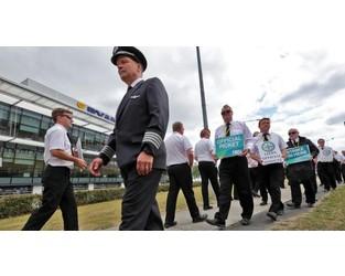 The British pilots' union, BALPA, said to bailout Ryanair Pilots - News In Flight