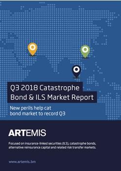 Q3 2018 Catastrophe Bond & ILS Market Report