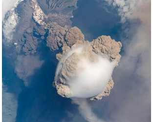 Mitigating the impact of volcanic ash for the aerospace industry