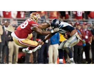 49ers edge rusher Blair has torn ACL, ruled out for season - NBC Sports