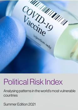 Political Risk Index – Summer 2021