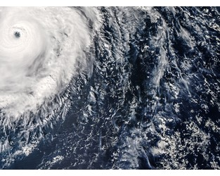 Record month of Atlantic tropical cyclones leads to major financial toll