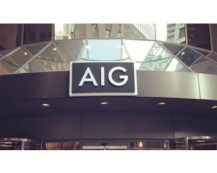 AIG makes it home on casualty QS despite four-point jump in cede