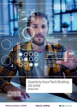 Report: Quarterly InsurTech Briefing Q3 2019