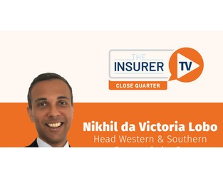 Video: Close Quarter with Swiss Re's Nikhil da Victoria Lobo
