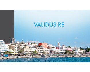 Validus Re parts ways with CEO and US property head