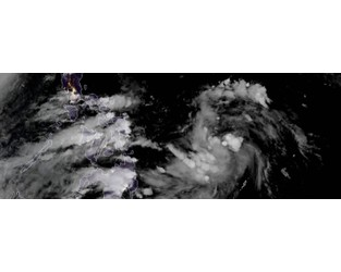 "Low pressure intensifies into Tropical Depression ""Quinta"" -- threatening Bicol, Philippines - The Watchers"