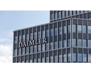 Daimler agrees $2.2bn 'dieselgate' settlement in US