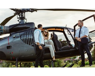 Doors-off helicopter tours: Four things every operator should think about