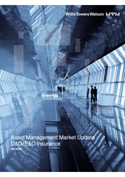 Asset management market update