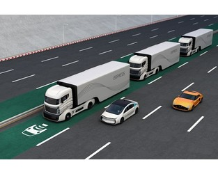 Driverless lorries could slash insurance costs