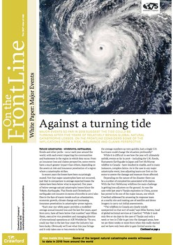 On the Frontline - Against A Turning Tide