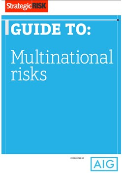 AIG Guide to: Multinational Risks