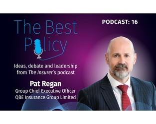 Pat Regan on QBE's strategy and de-risking programme: Part II - The Insurer