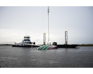 Many Local Waterways Are Still Obstructed By Debris And Potential Sunken Hazards Post Hurricane Ida - gCaptain