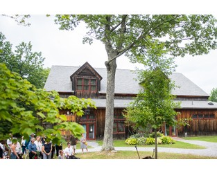 A Fire Has Destroyed a Historic Theater at Jacob's Pillow, the Massachusetts Haven for Avant-Garde Dance - Artnet News