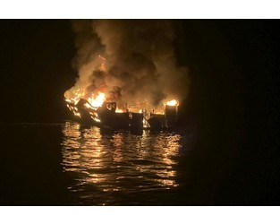 California boat owners faulted for fire that killed 34 - AP