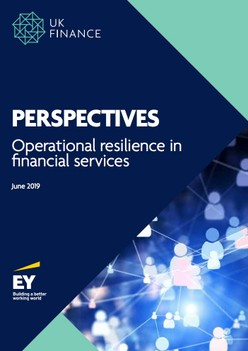 Perspectives: Operational resilience in Financial Services