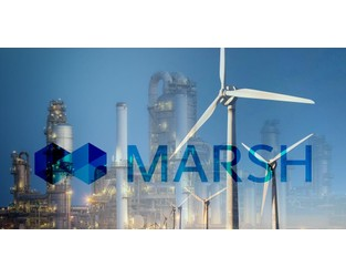 Marsh recruits Gallagher's Caceres as energy MD