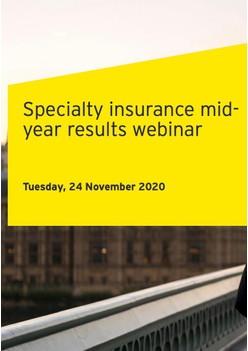 Specialty insurance midyear results webinar