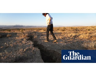 California: July earthquake caused fault to move for first time on record - The Guardian