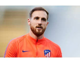Atletico goalkeeper Oblak ruled out with thigh injury - AOL UK