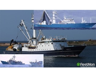 Korean and Spanish tuna fishing vessels attacked, fired upon, Indian ocean - FleetMon