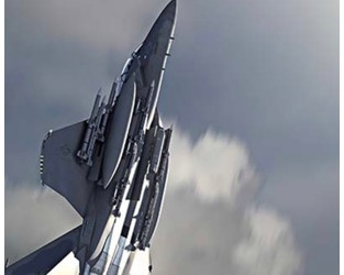 The most advanced F-15 fighter ever built