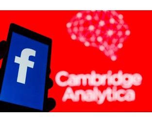 Judge: Facebook 'Could Not Be More Wrong' in Cambridge Analytica Defense