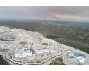 Fire Halts Operations at Stornoway Mine - Rapaport