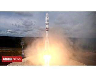 Massive theft taints Putin's pet space project - BBC