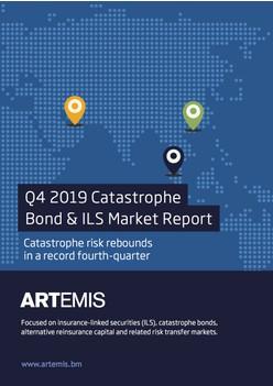 Q4 2019 Catastrophe Bond & ILS Market Report