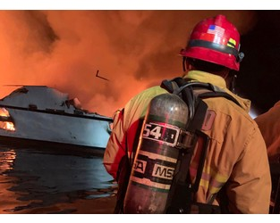 Bill Would Change Maritime Liability Rules After California Boat Fire