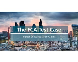 Video: The FCA test case: impact on reinsurance claims