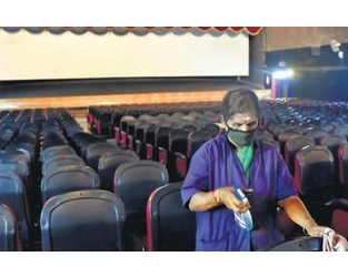 When the silver screen went dark: Bollywood counts its losses in year of COVID-19 - The New Indian Express