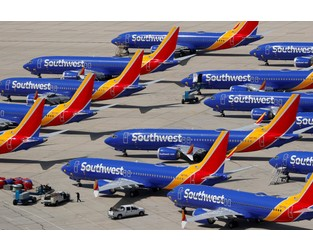 Southwest Airlines says bookings strong, may not always be 737-only carrier - Reuters