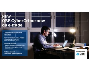QBE steps up SME cyber offering to tackle growing threat