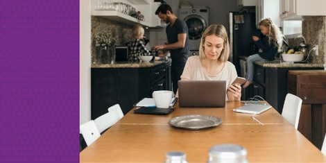 How flexible work can improve female gender equity in pay and career