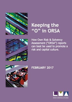 """Keeping the """"O"""" in ORSA"""