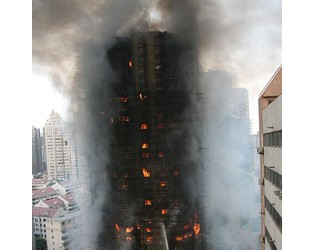 How Does an Apartment Fire Turn Into a Catastrophe?