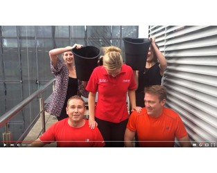 The Insurance Insider Ice Bucket Challenge