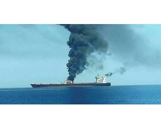 Owners eyeing Gulf tanker loading with caution in poor - TradeWinds