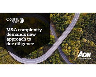 M&A complexity demands new approach to due diligence