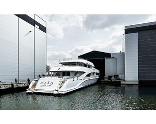 Heesen launches the 50m superyacht Masa - Superyacht Times